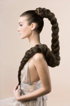Маска для создания объема волос