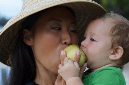 Немного о здоровом питании детей в школьном возрасте