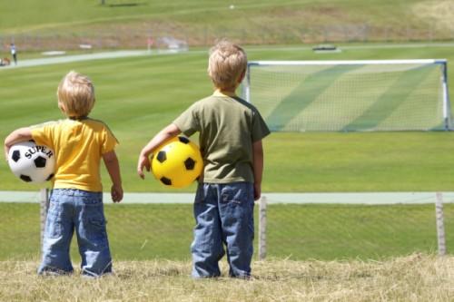 Футбольные детские секции