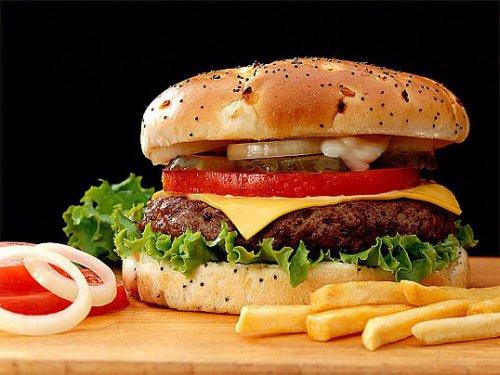 Домашняя еда или фаст-фуд