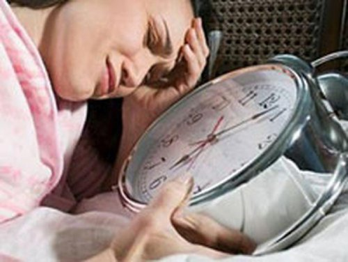 Три причины расстройства сна