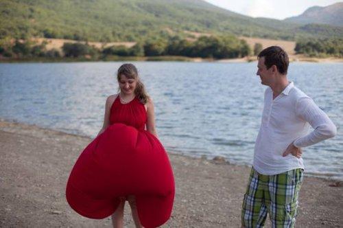 Преимущества юбок перед брюками