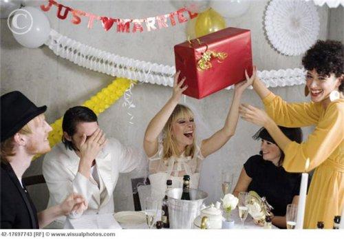 Свадебные подарки. Поддержим традицию!