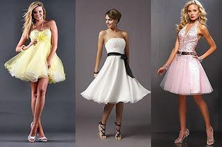 Выбираем праздничное платье