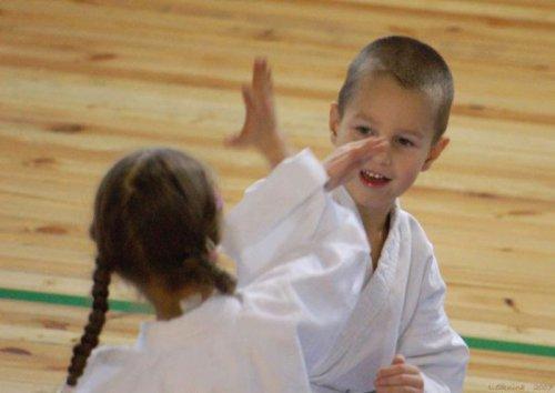 Выбор спорта для ребенка