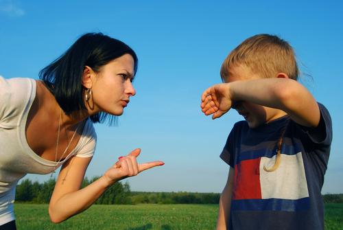 Наказывать ли ребенка?
