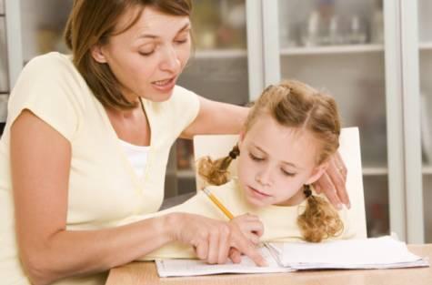 Родители и домашнее задание первоклассников