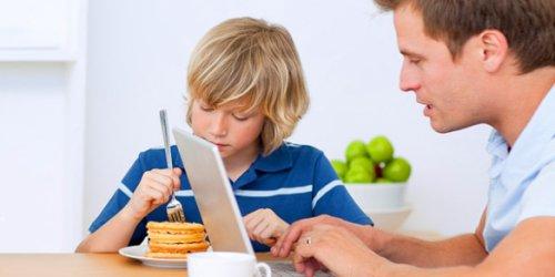 Пищевое расстройство меняет поведения ребенка