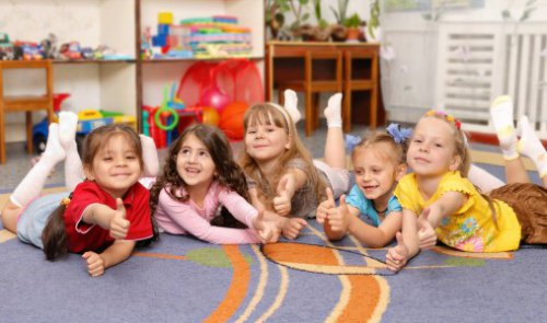 Детский сад: советы для успешной адаптации