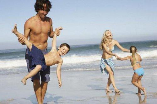 Особенности отдыха с ребёнком