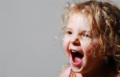 Детская склонность к истерике