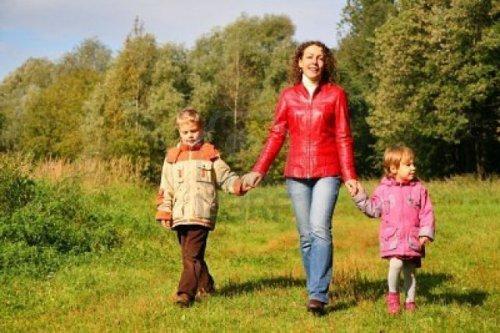 Окружающий мир ребёнка и общение