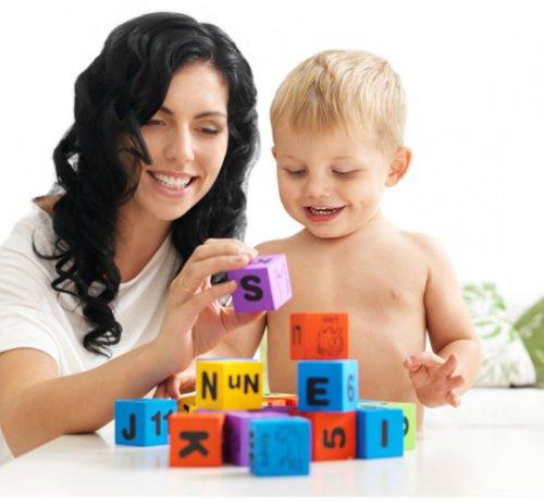 Обучение малыша английскому языку