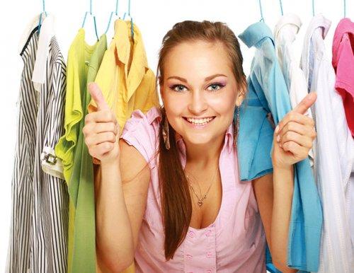 Покупка одежды для детей. Совместный поход по магазинам