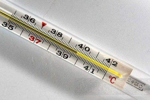 Температура у ребенка: сбивать или нет