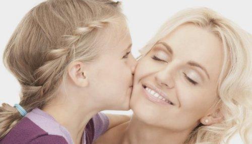Роль мамы в жизни ребенка