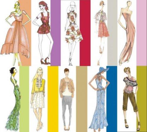 Модный сезон весна – лето 2014