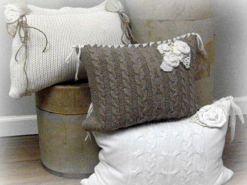 Маленькие подушки-думочки