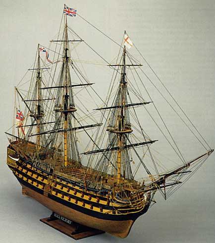 Сборные модели кораблей – идеальный вариант для украшения помещений