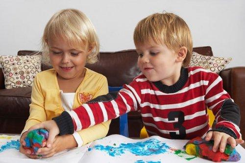 Роль игрушек в жизни ребёнка