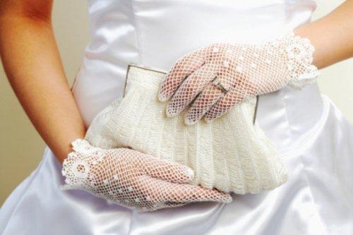 Свадебные платья с заниженной талией сделают образ невесты незабываемым