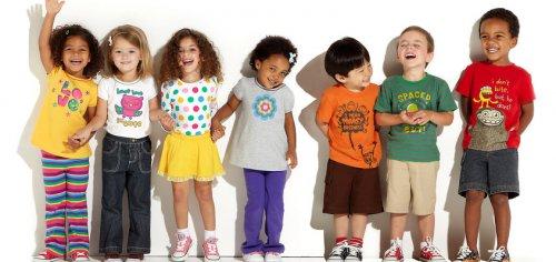Покупаем одежду для ребенка через интернет