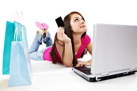 Плюсы интернет-шопинга - покупаем женскую сумку