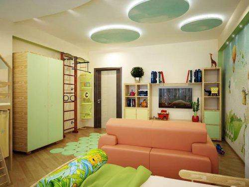 Детская комната – на что обратить внимание при обустройстве?