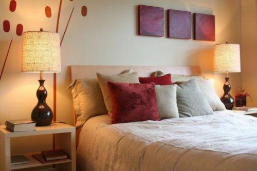 Что должно быть в спальне для уюта?