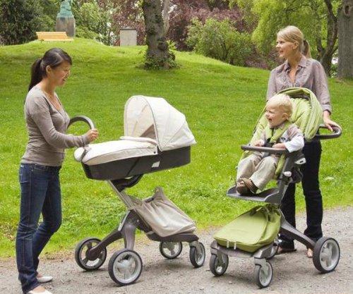 Как выбрать хорошую коляску для ребенка