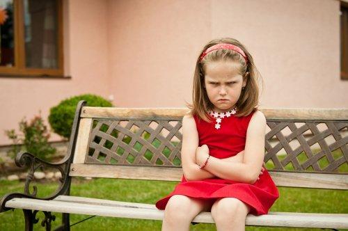 Почему дети обижаются?