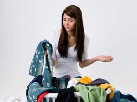 Как вывести пятна с одежды. Народные методы