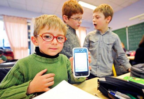 Телефон для школьника