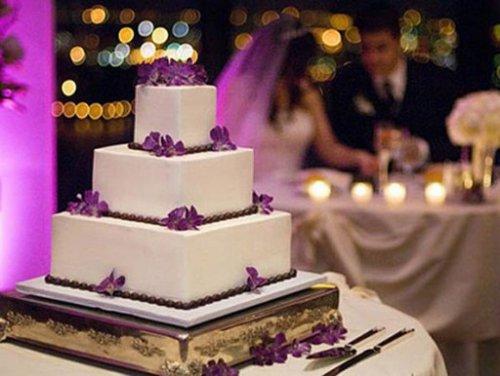 Как правильно выбрать, заказать свадебный торт