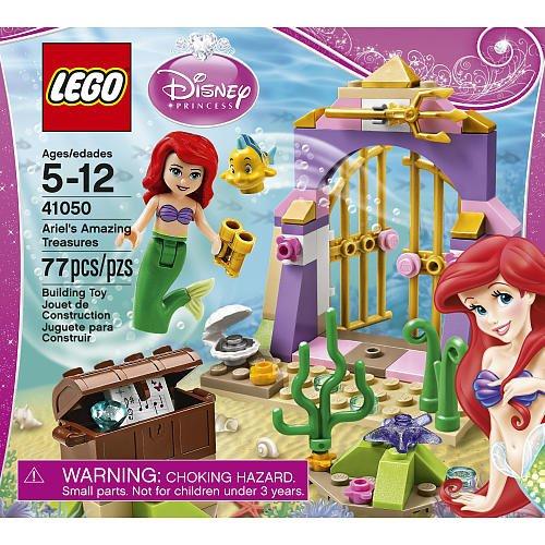 Воспитываем принцессу с Lego Disney
