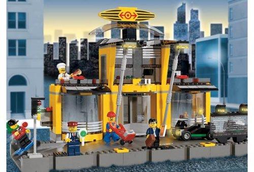 Железнодорожная станция LEGO Group Модель 1483