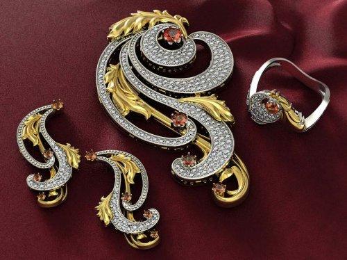 Покупка ювелирных украшений в интернет-магазине и через посредника