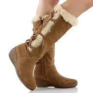 Покупка и выбор зимней женской обуви