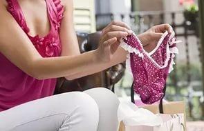 Как выбрать белье пышным дамам