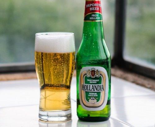 Необыкновенное пиво родом из Голландии