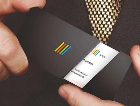 Печать визиток: виды и их особенности