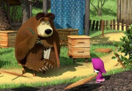 Маша и Медведь (все серии подряд)
