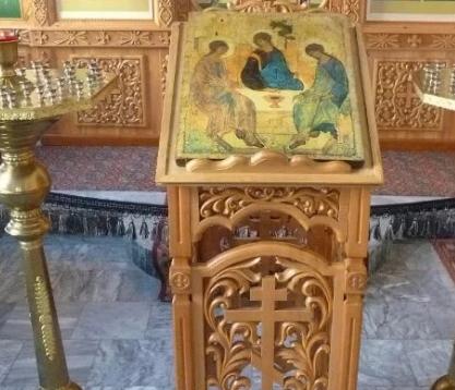 Заказ оформления и утвари для храма