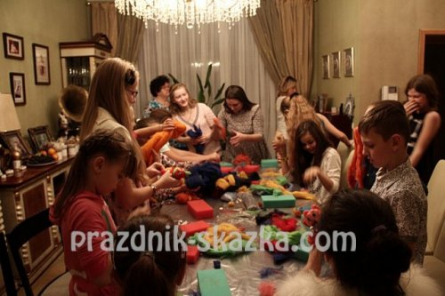 Мастер классы для детей в Москве
