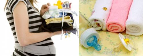 Список-минимум к рождению малыша