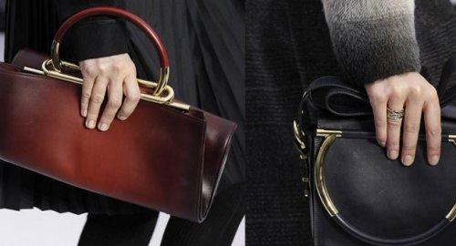 Актуальные модели женских сумок