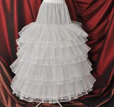 Подъюбник для платья на свадьбу