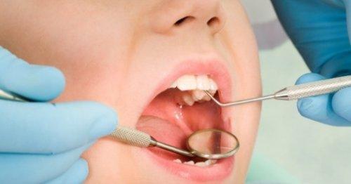Что делать если у ребенка болит зуб