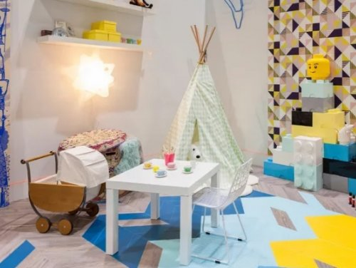 Оформление детской комнаты: полезные советы