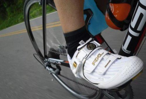 Правильный выбор велосипедной обуви